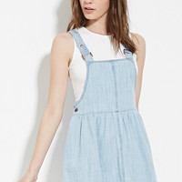 Denim Overall Dress | Forever 21 - 2000167492