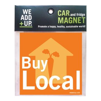 Buy Local Magnet