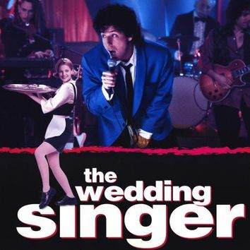 The Wedding Singer 27x40 Movie Poster (1997)