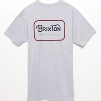 T-Shirt - Mens Tee - Gray