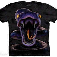 Snake Strike  T-Shirt
