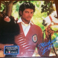 Unopened 1984 Michael Jackson And Friends Colorforms Jigsaw Puzzle 18 X 24