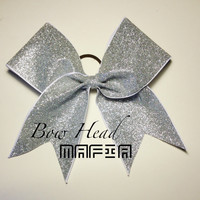 Glitter Cheerbow