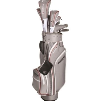 Cleveland Golf Women's Bloom 21-Piece Complete Set - (Graphite/Steel) | DICK'S Sporting Goods