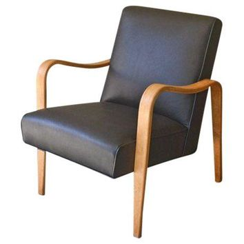 Pre-owned Rare Thonet Bentwood Lounge Chairs