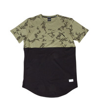 King Apparel - Hardgraft Tee - Camo / Black