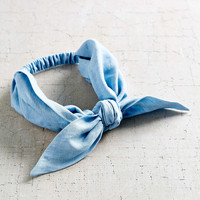 Marsha Tie-Knot Headwrap - Urban Outfitters