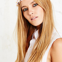 Garden Head Cherry Blossom Crown in Pink - Urban Outfitters