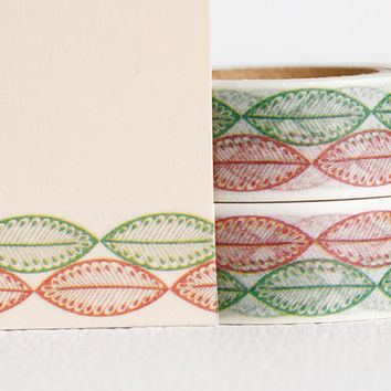 DNA Washi Tape, Science Technology Biology Nerd Geek Biohazard Decorative Tape, 15mm x 10m