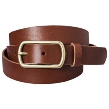Mossimo Supply Co. Casual Basic Belt - Tan