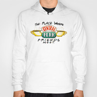 Central Perk Hoody by Maurece