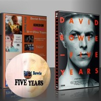 David Bowie Five Years 2013 BBC Documentary on DVD