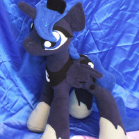 My Little Pony season 2 Princess Luna Large Plushie plush