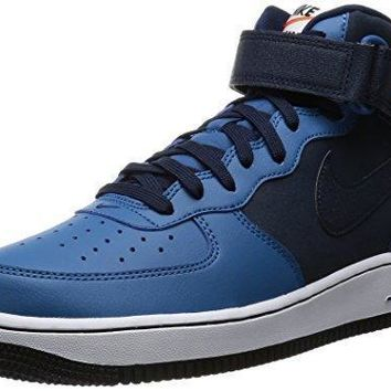 Nike Men's Air Force 1 Mid '07 Basketball Shoe nike air jordan