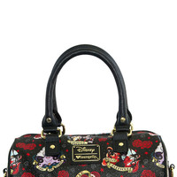 Rose Tattoo Disney Villains Bag | Blame Betty