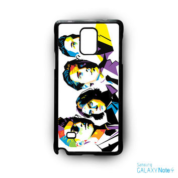 Arctic Monkey for Samsung Galaxy Note 2/Note 3/Note 4/Note 5/Note Edge phone case