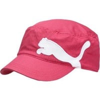 PUMA Leap Adjustable Military Cap | Women - from the official Puma® Online Store