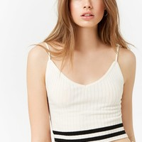 Varsity Striped Cami