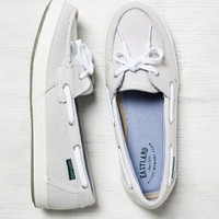 EASTLAND SKIP CANVAS BOAT SHOE