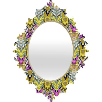 Aimee St Hill Mary Yellow Baroque Mirror