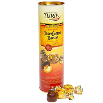 Jose Cuervo Tequila Liquor Filled Chocolates: 20-Piece Tube
