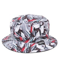 Original Chuck Golden Bucket Hat - Mens Backpack - White - One