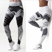 High Waist Hip Push Up Pants Legging