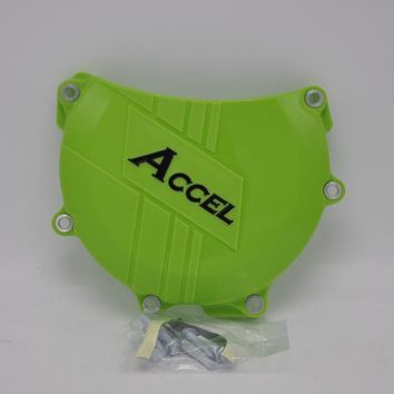 plastic clutch case cover Guard Protector for kawasaki kx450f kxf450 kxf 450  MX enduro motorcycles motocross dirtbike parts