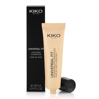 Hydrating Fluid Foundation: Universal Fit Foundation - KIKO Make Up Milano