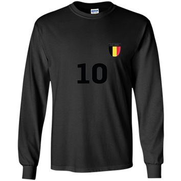 Belgium Soccer Jersey World Football 2018 Fan