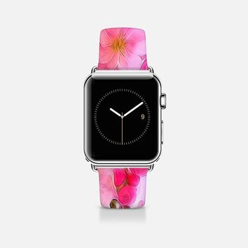 Cherry Blossom Apple Watch Band (42mm)  by Alice Gosling   Casetify