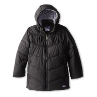 Patagonia Kids Girls' Wintry Snow Coat (Little Kids/Big Kids) Black - 6pm.com