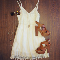 It's Always You Dress - Ivory
