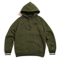 Blur Performance Pullover Hoody Speckle Olive