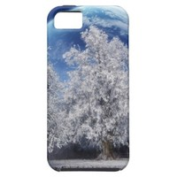 Magic Winter iPhone 5 Cover