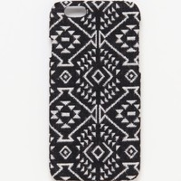 With Love From CA Tribal iPhone 6/6s Case - Womens Scarves - Black - One