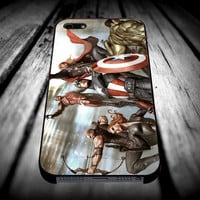 Avengers superheroes for iPhone 4/4s/5/5s/5c/6/6 Plus Case, Samsung Galaxy S3/S4/S5/Note 3/4 Case, iPod 4/5 Case, HtC One M7 M8 and Nexus Case ***