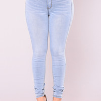 Caneli Jeans - Light Blue