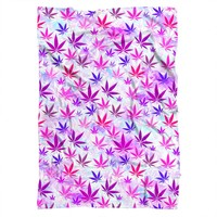 Colorful Weed Blanket