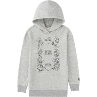 WOMEN PETER RABBIT SWEAT GRAPHIC PULLOVER HOODIE | UNIQLO