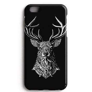 Ornate Buck Ornate Animal Phone Case