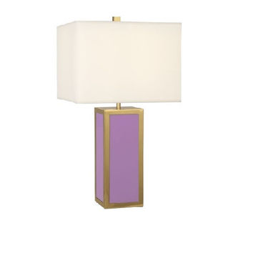 Jonathan Adler Barcelona Table Lamp  Lavender