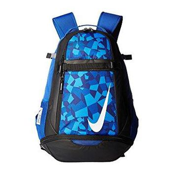 Nike Vapor Select 2.0 Graphic Baseball Backpack Game Royal/Black/White Backpack Bags