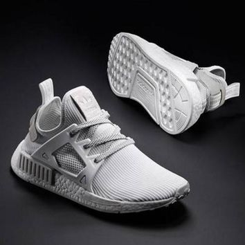 Beauty Ticks Adidas Running Nmd Xr1 Women/men Sports Shoes White