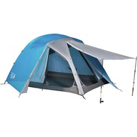 Mountain Hardwear Optic 6 Tent: 6-Person 3-Season Bay Blue, One