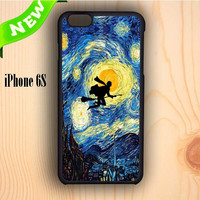 Dream colorful Harry Potter Stary Night iPhone 6S Case