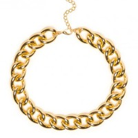 Easton Chain Necklace - ShopSosie.com