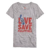 J.Crew Womens For The Philippines