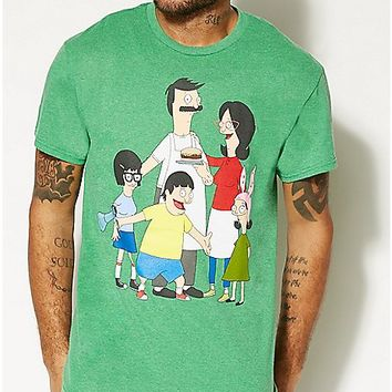 Bobs Burgers T shirt - Spencer's