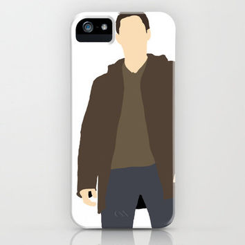 Dean Winchester - Jensen Ackles - Supernatural - Minimalist design iPhone Case by Hrern1313 | Society6